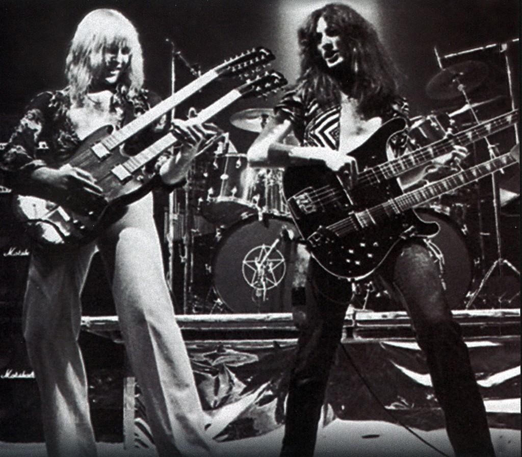 Rush, 1974