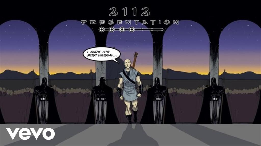 2112, part IV: Presentation