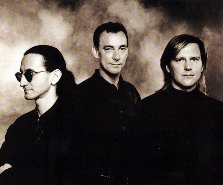 Lee, Peart and Lifeson - Rush: Presto