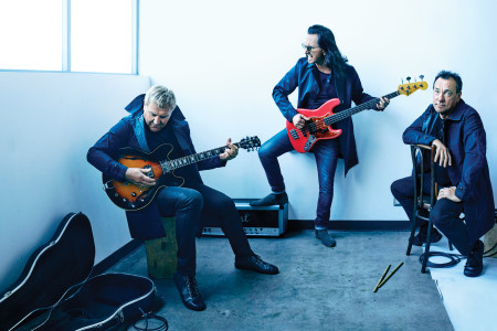 Lee, Lifeson and Peart - Rush