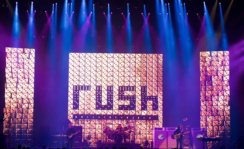 Rush R40 Tour, 2015