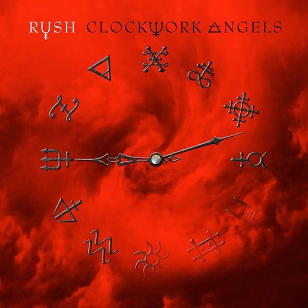 Clockwork Angels album cover by Hugh Syme