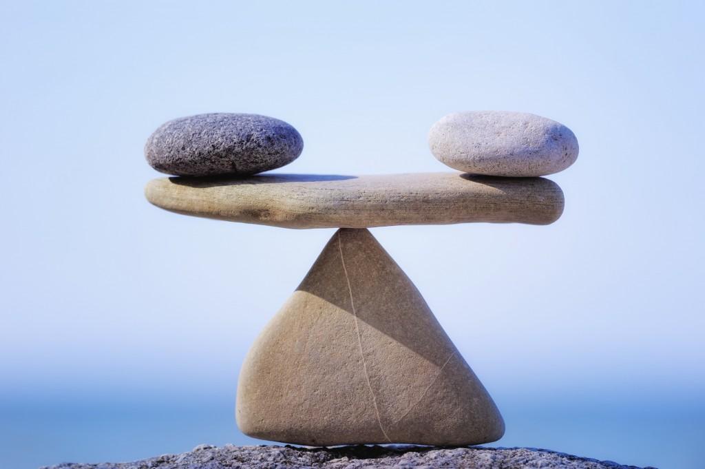 A depiction of Balance