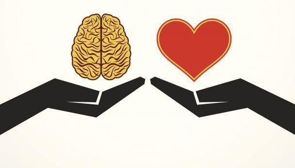 The heart and mind, the greatest assets of a human being.